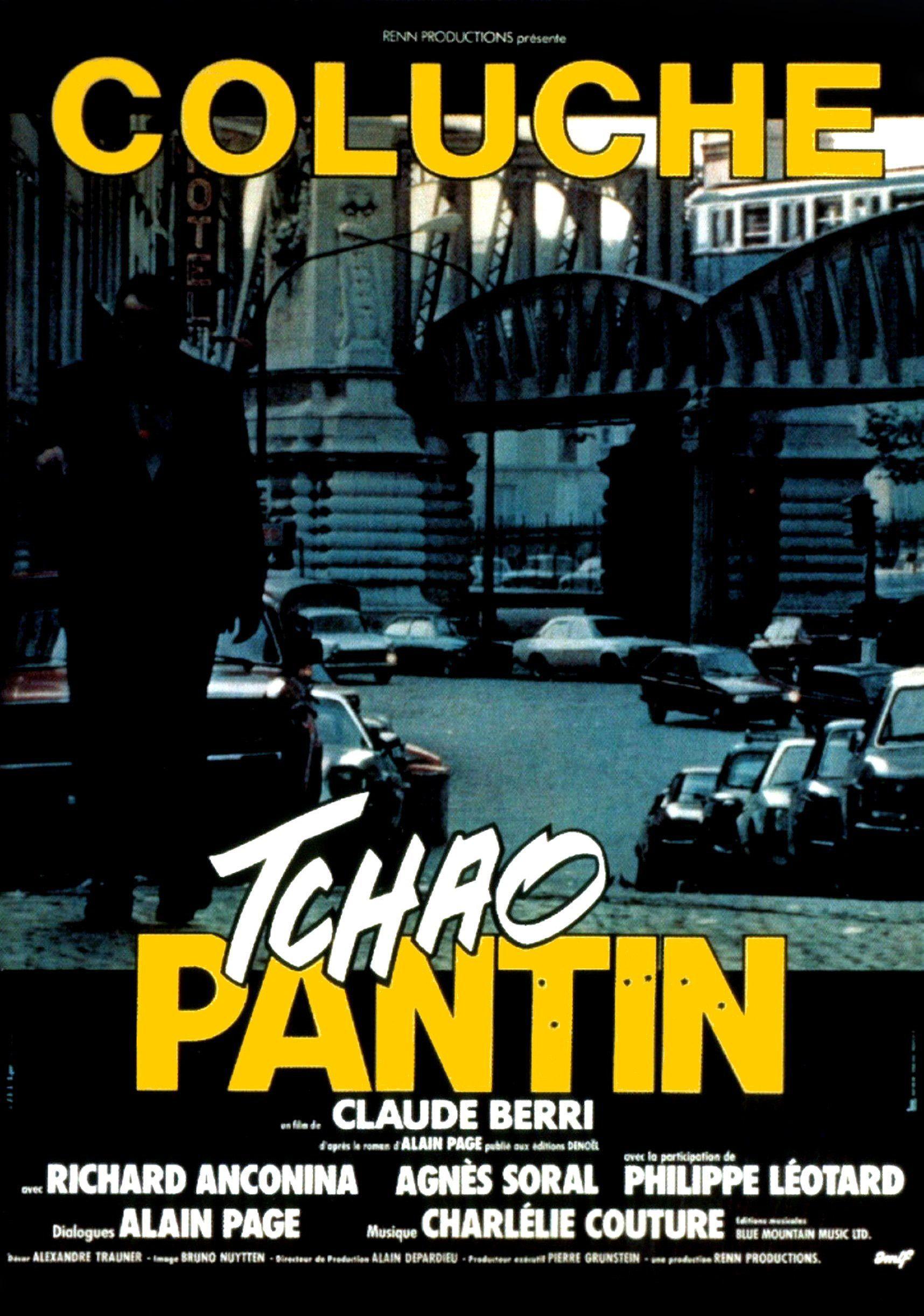 Tchao Pantin de Claude Berri
