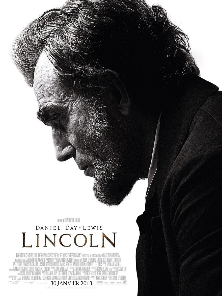 affiche Lincoln (2012)