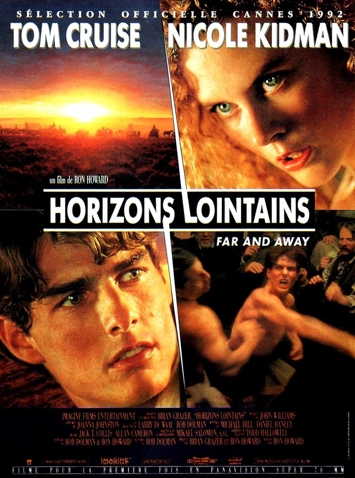 Horizons lointains (1992) de Ron Howard