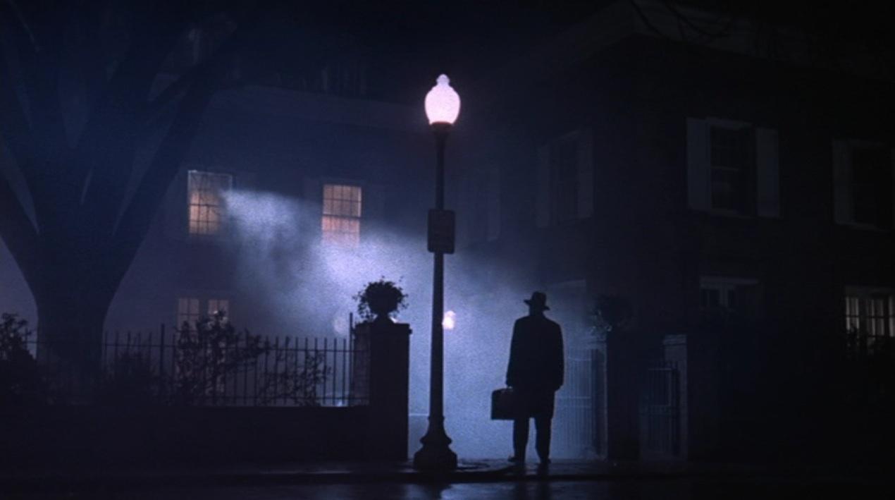 L'Exorciste de Willam Friedkin.