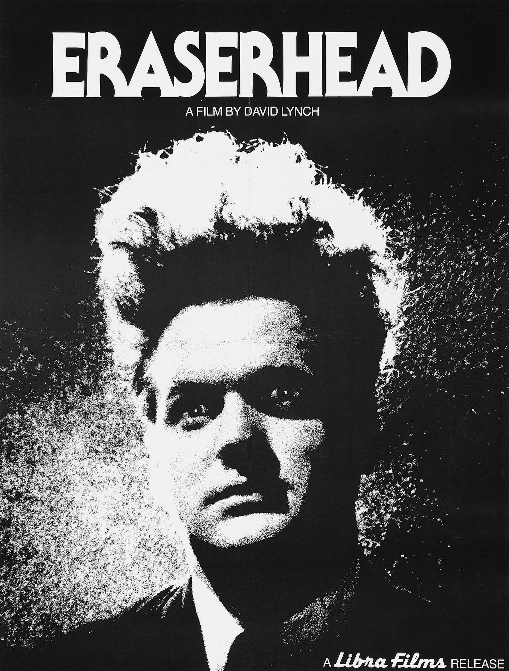 Eraserhead affiche