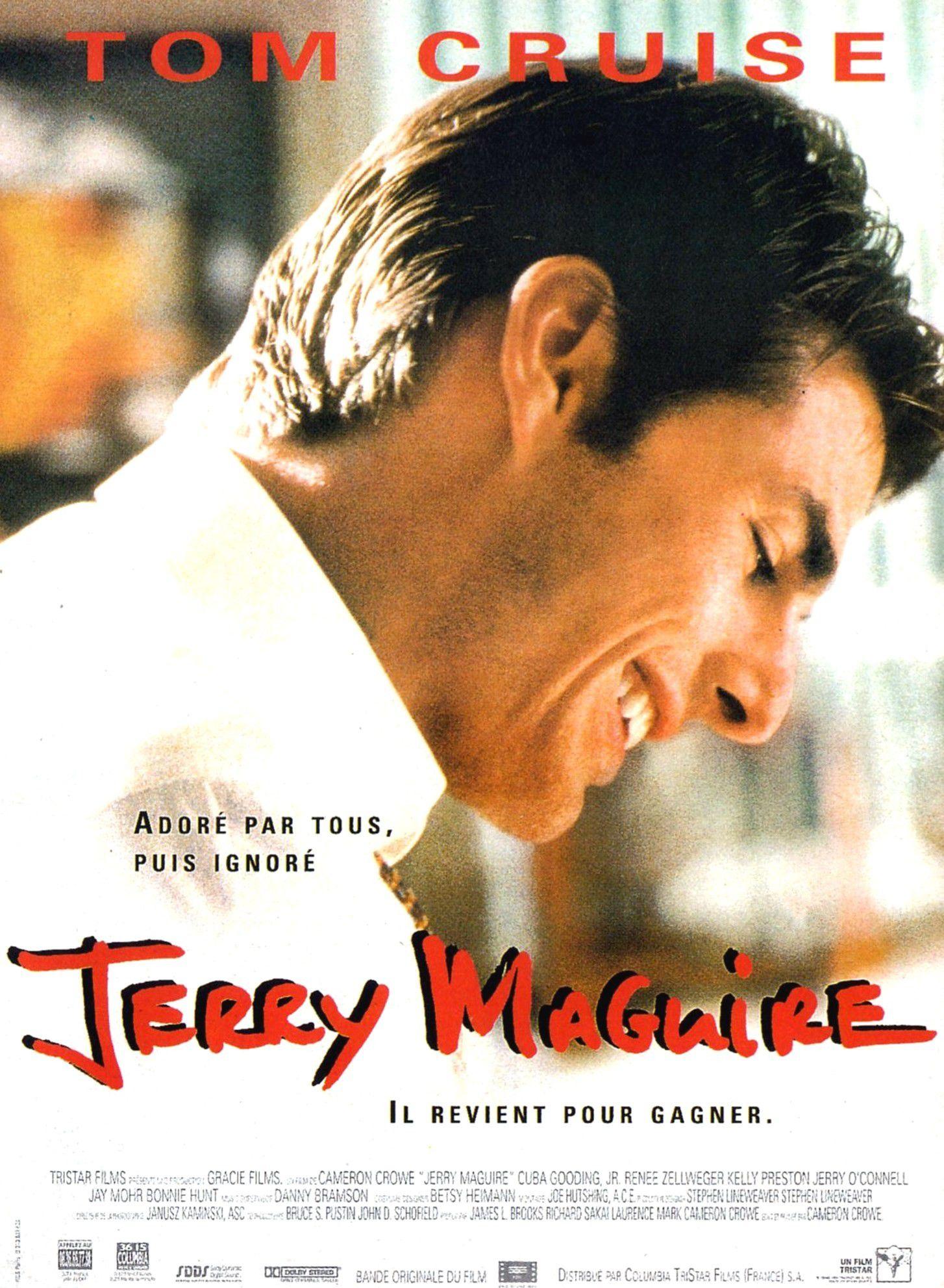 Jerry Maguire (1996) de Cameron Crowe