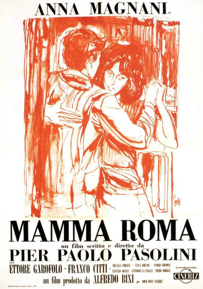 Mamma Roma (1962) de Pier Paolo Pasolini