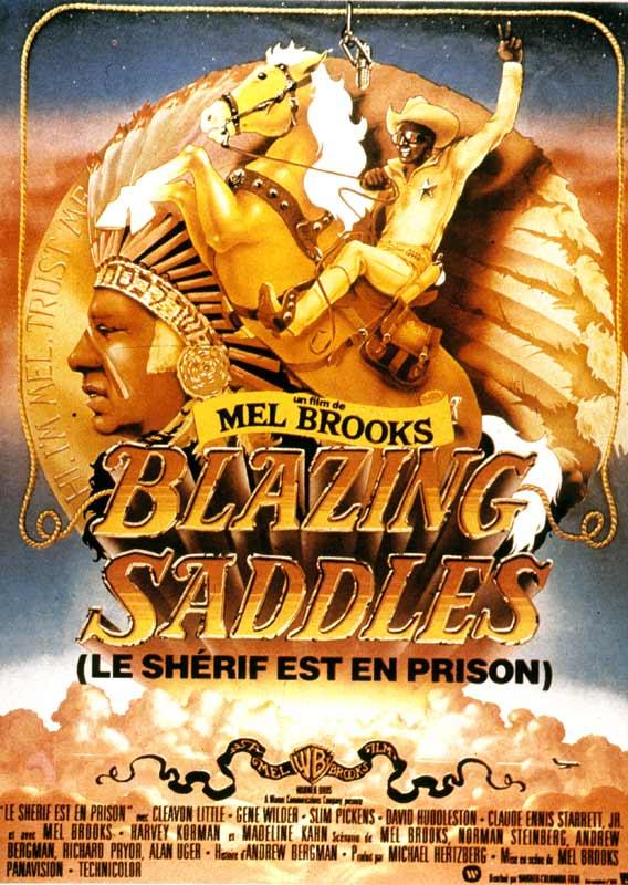 Le Shérif est en prison de Mel Brooks