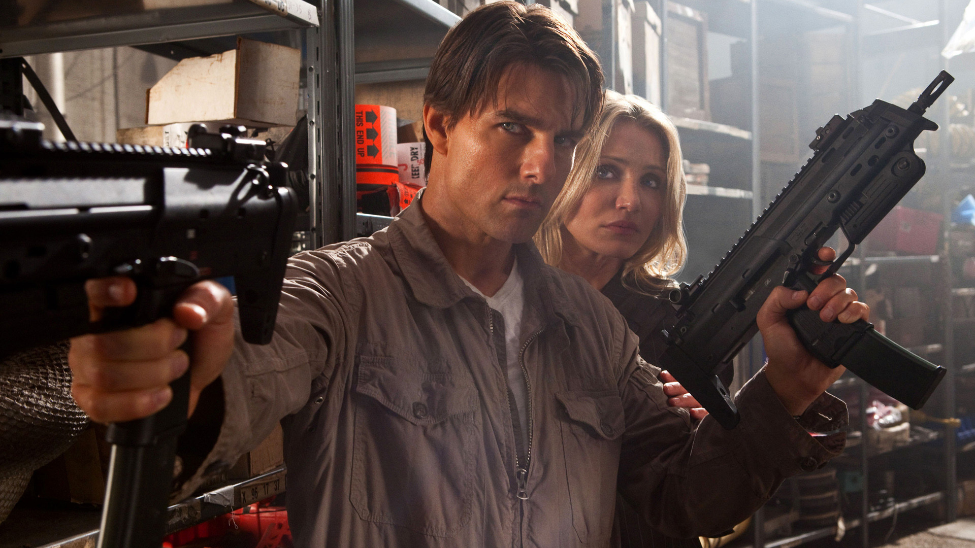 tom cruise dans Night and day (2010) de James Mangold