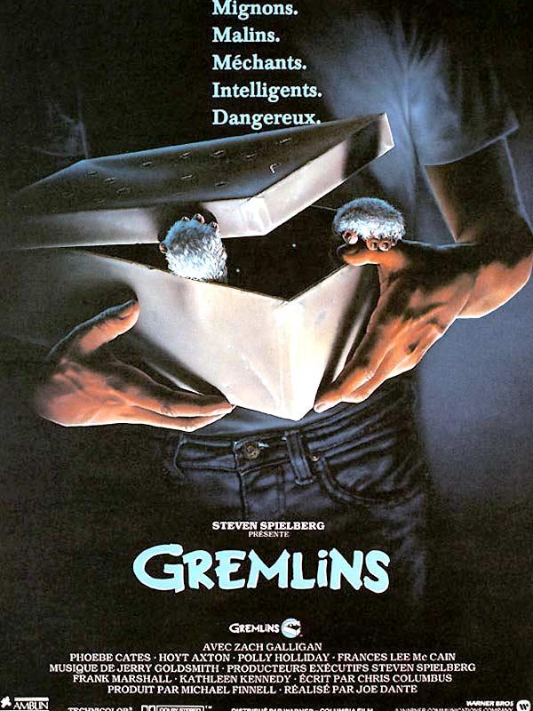 Gremlins (1984) de Joe Dante