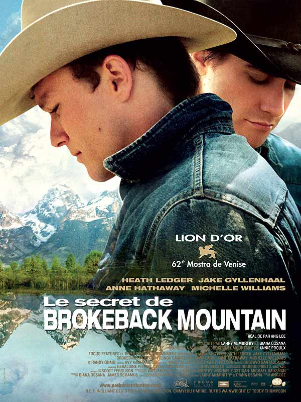 Le Secret de Brockeback Moutain