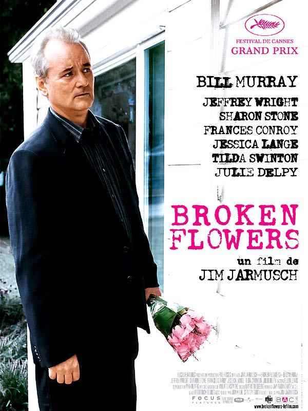 Broken Flowers de Jim Jarmusch