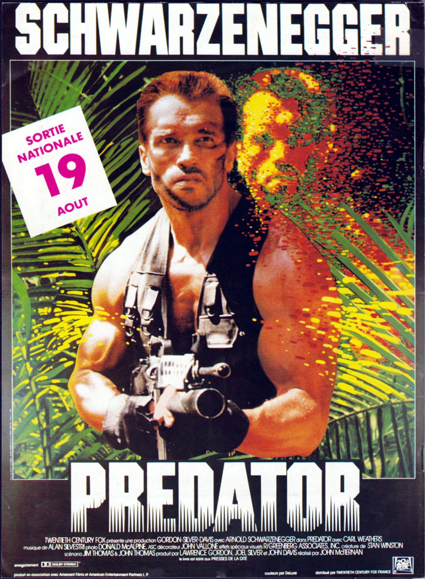 Predator de Mc Tiernan