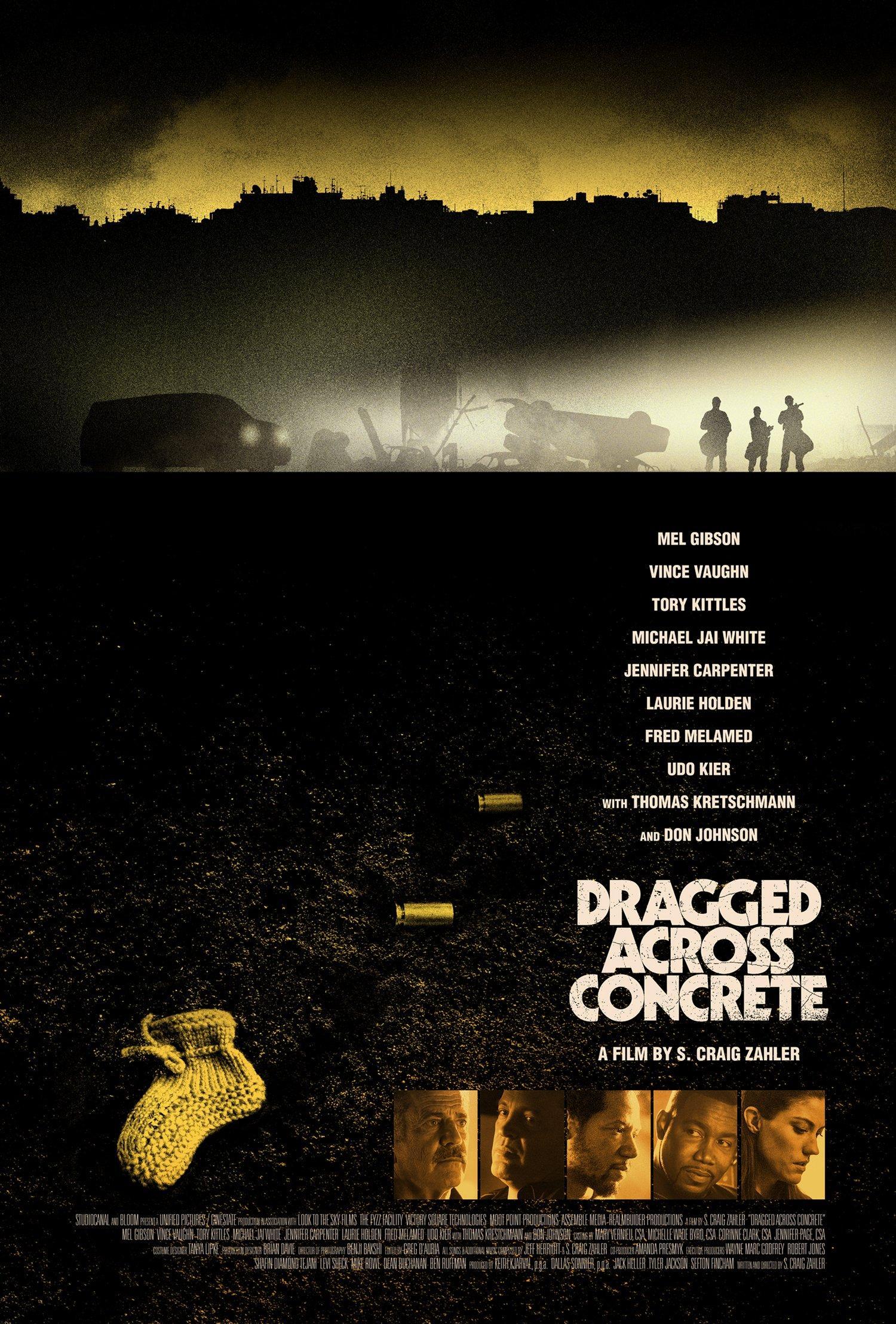 Dragged across concrete de S. Craig Zahler