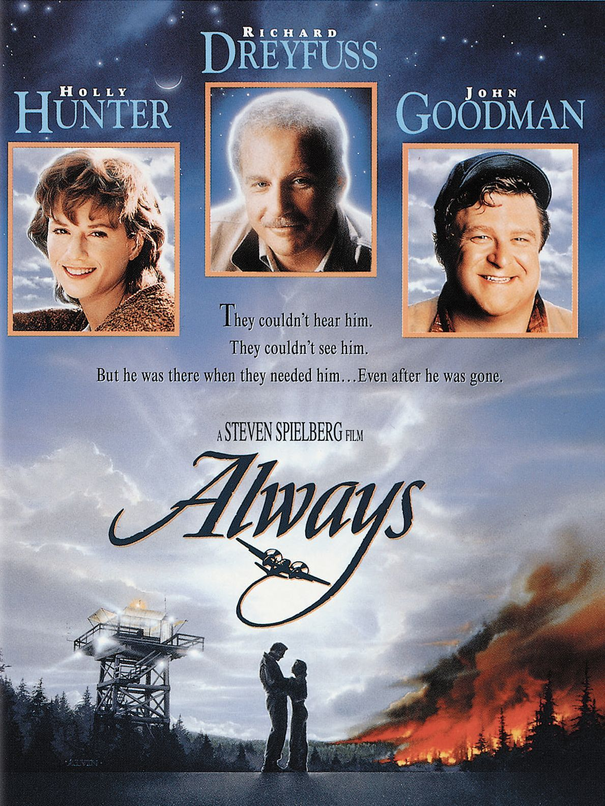 affiche Always (1989)