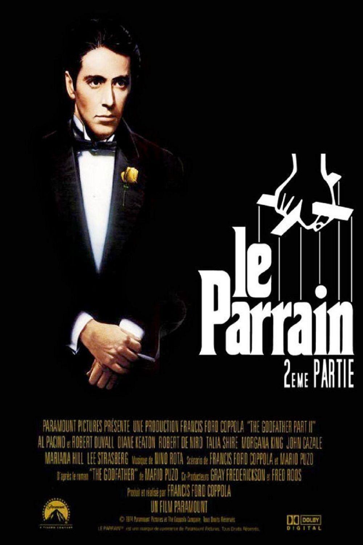 affiche de Le Parrain 2