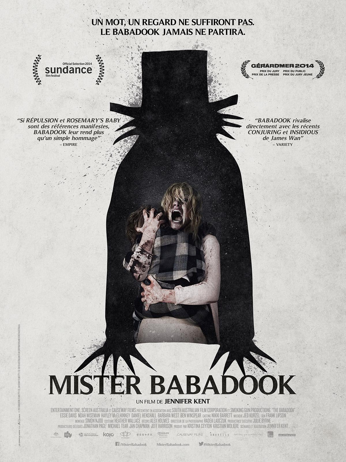Mister Babadook de Jennifer Kent