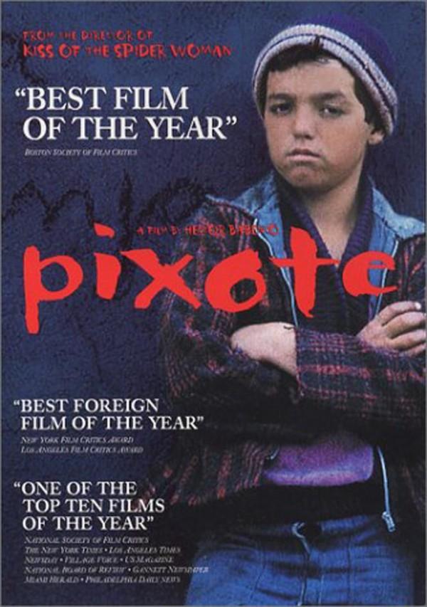 Pixote la loi du plus faible (1981) de Héctor Babenco