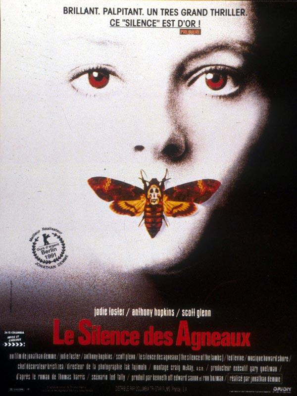 Le silence des agneaux (1991) de Jonathan Demme
