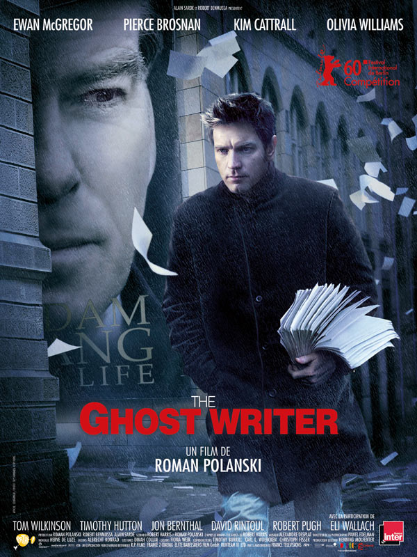 Ghost writer de Roman Polanski