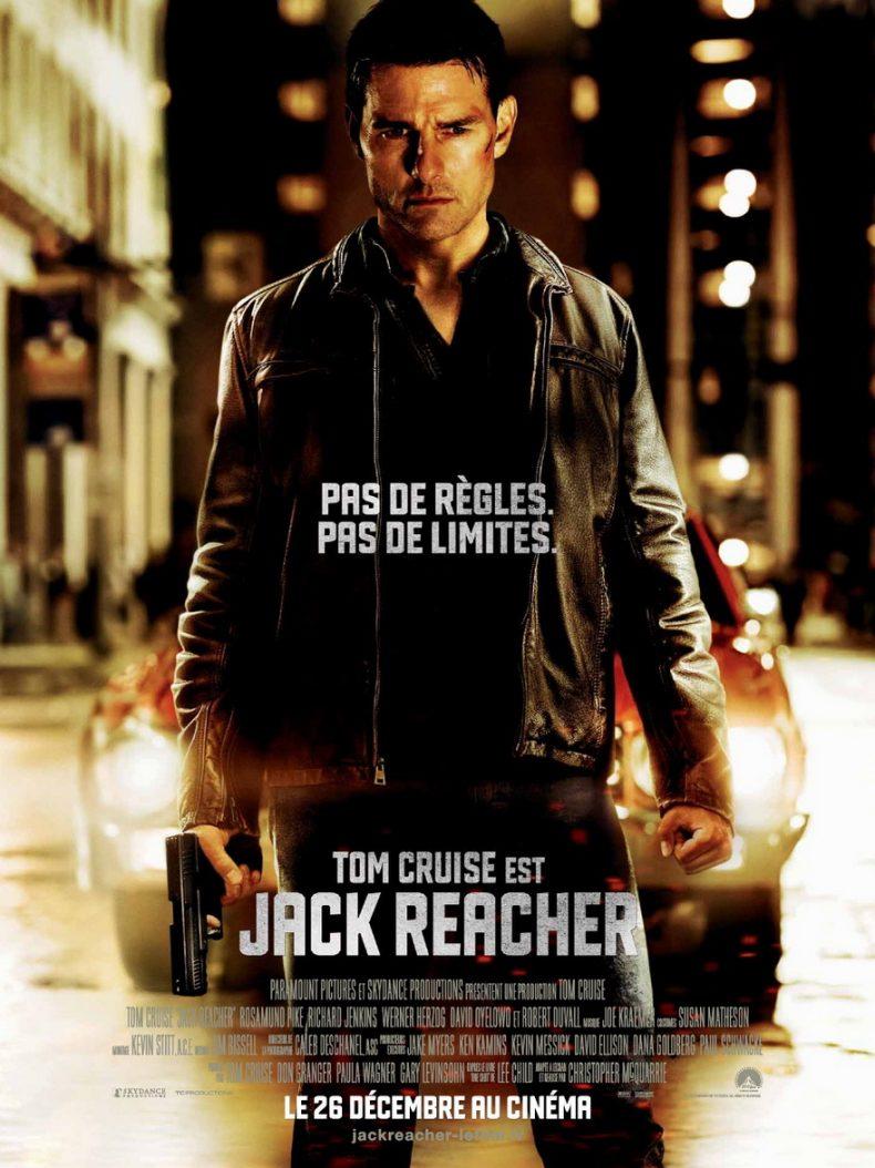 Jack Reacher (2012) de Christopher McQuarrie