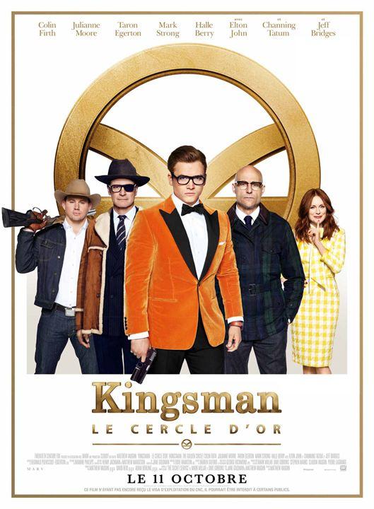 Kingsman : le cercle d'or de Matthew Vaughn