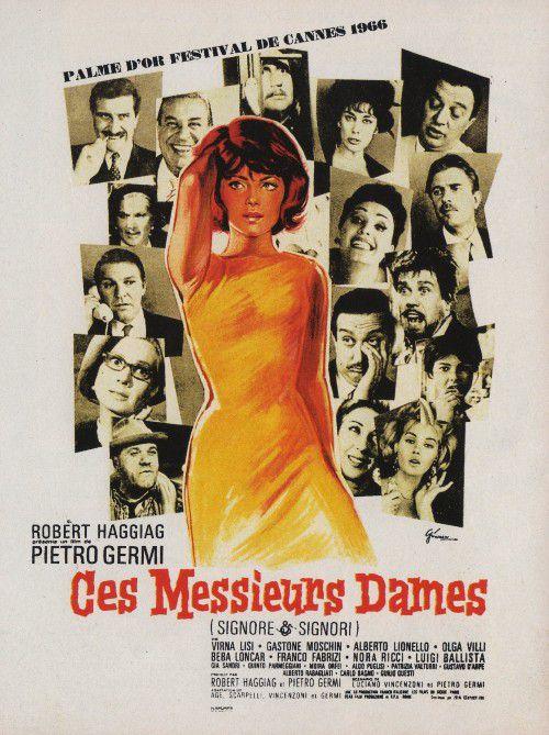 Ces messieurs dames (1966)