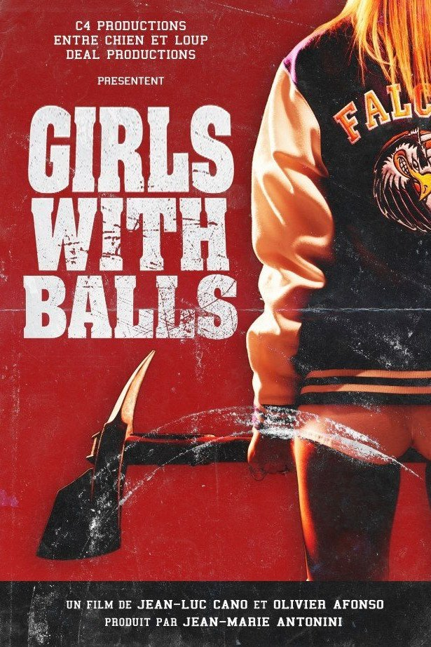 Girls with balls d'Olivier Afonso