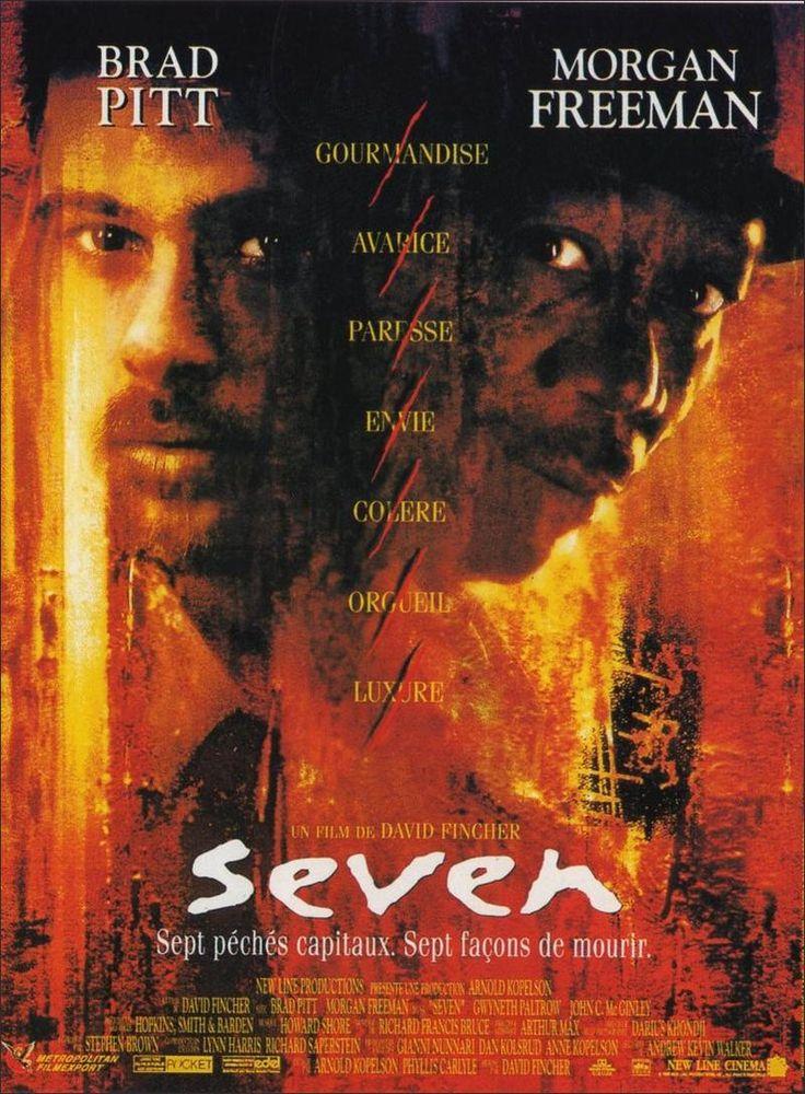 Seven (1995) de David Fincher