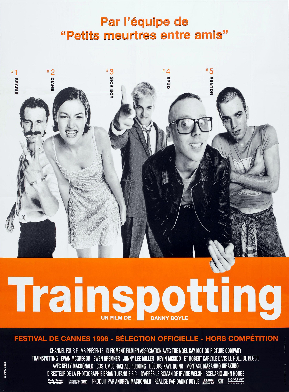 Trainspotting de Danny Boyle