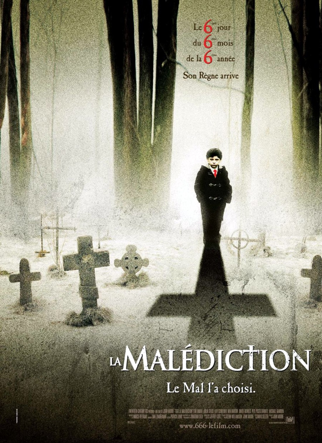 La Malédiction (2006) de John Moore