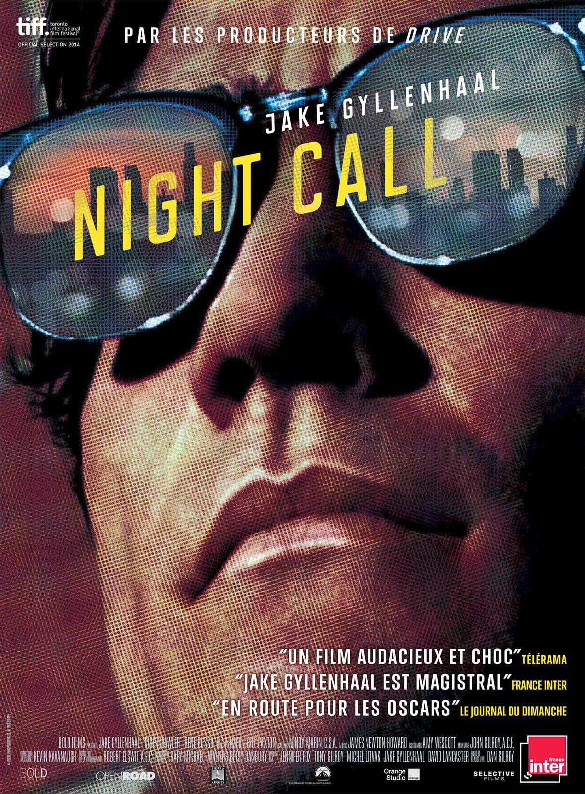 Nightcall de Dan Gilroy