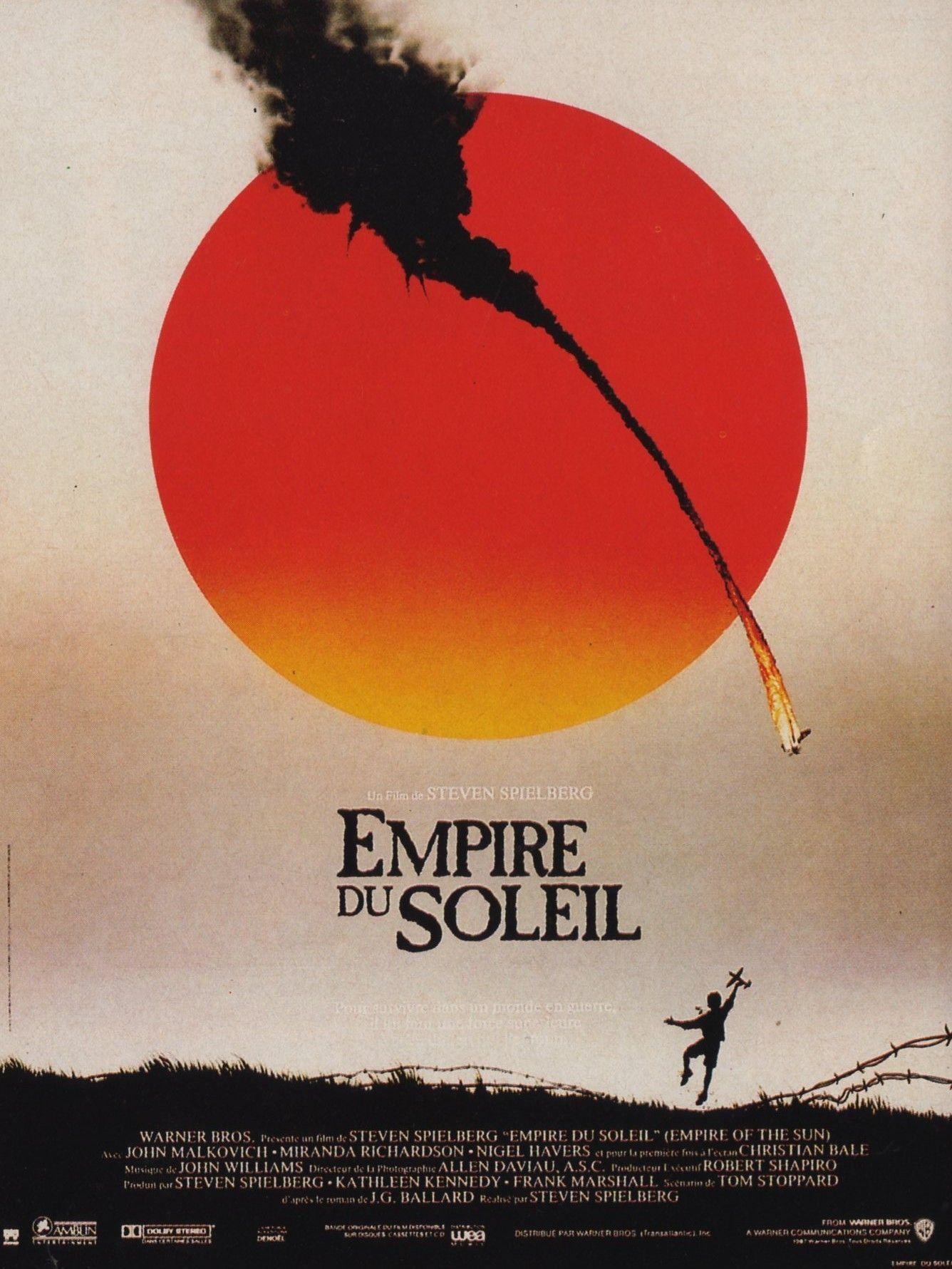 Empire du soleil (1987) de Steven Spielberg