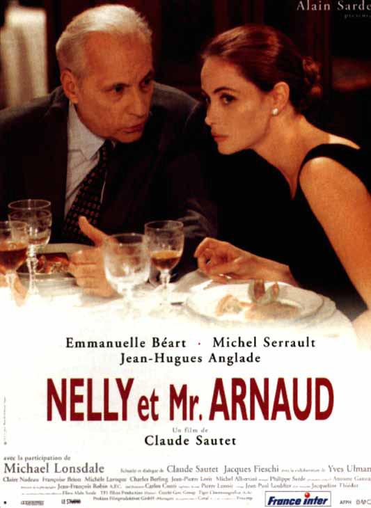 Nelly et Mr Arnaud de Claude Sautet