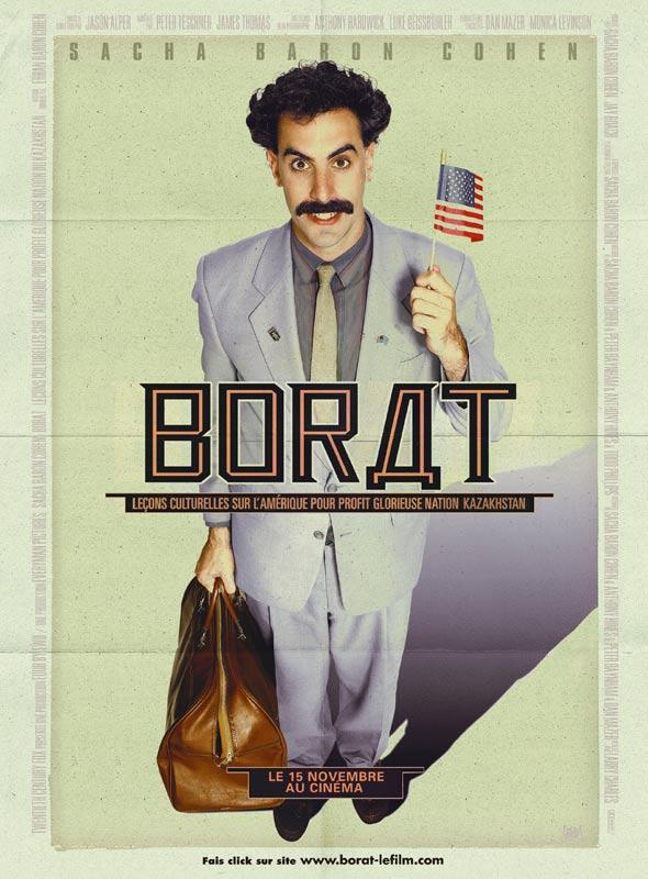 Borat de Larry Charles
