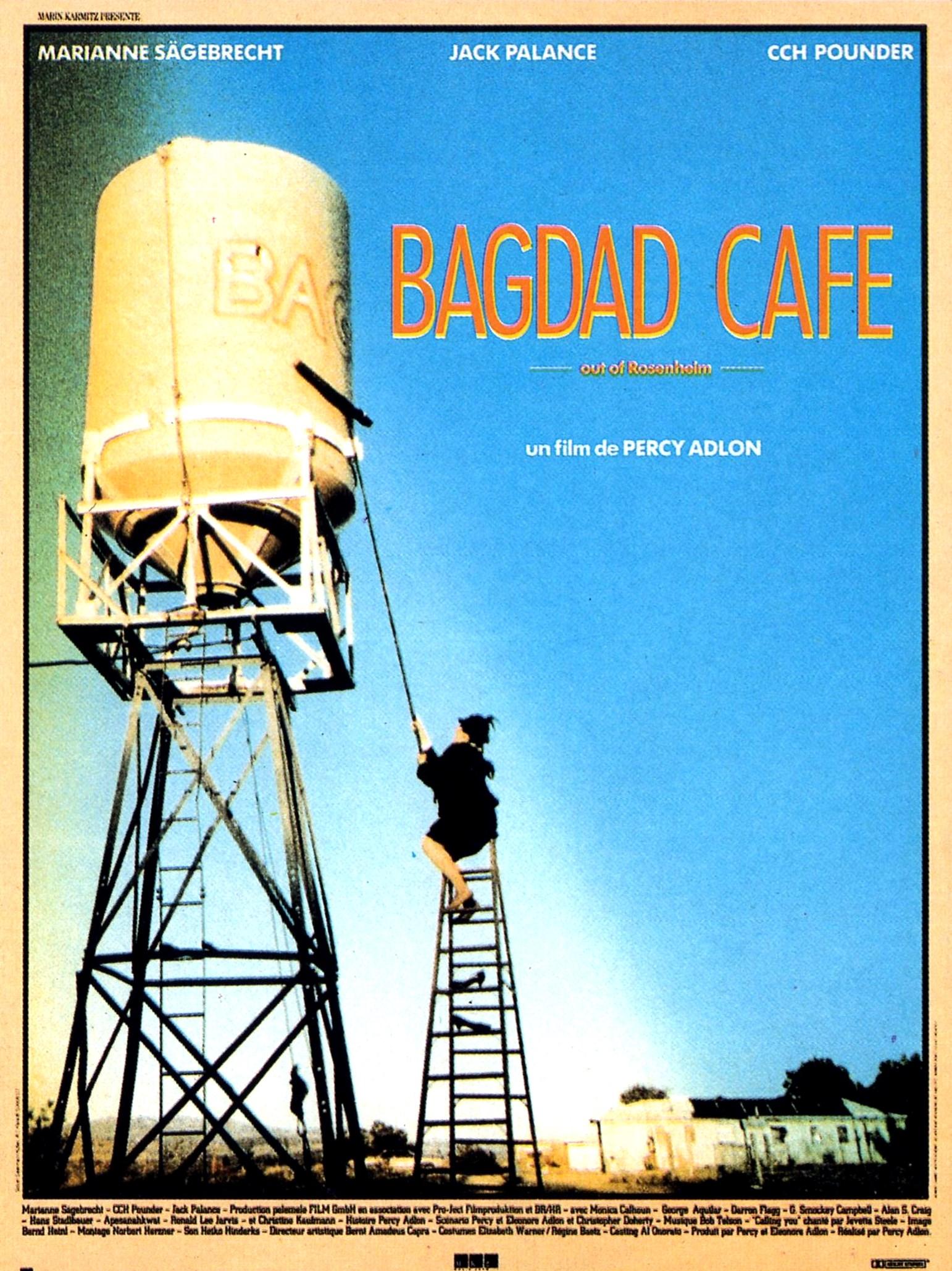 affiche de Badgad Café