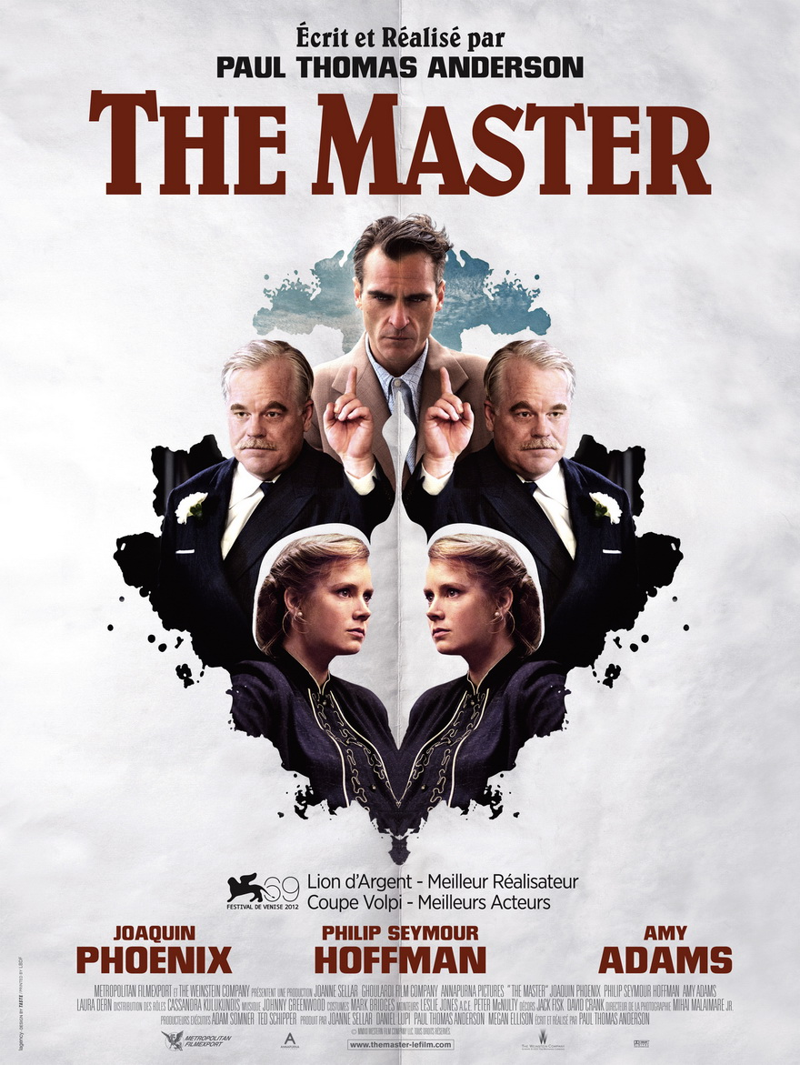 THE MASTER de Paul Thomas Anderson