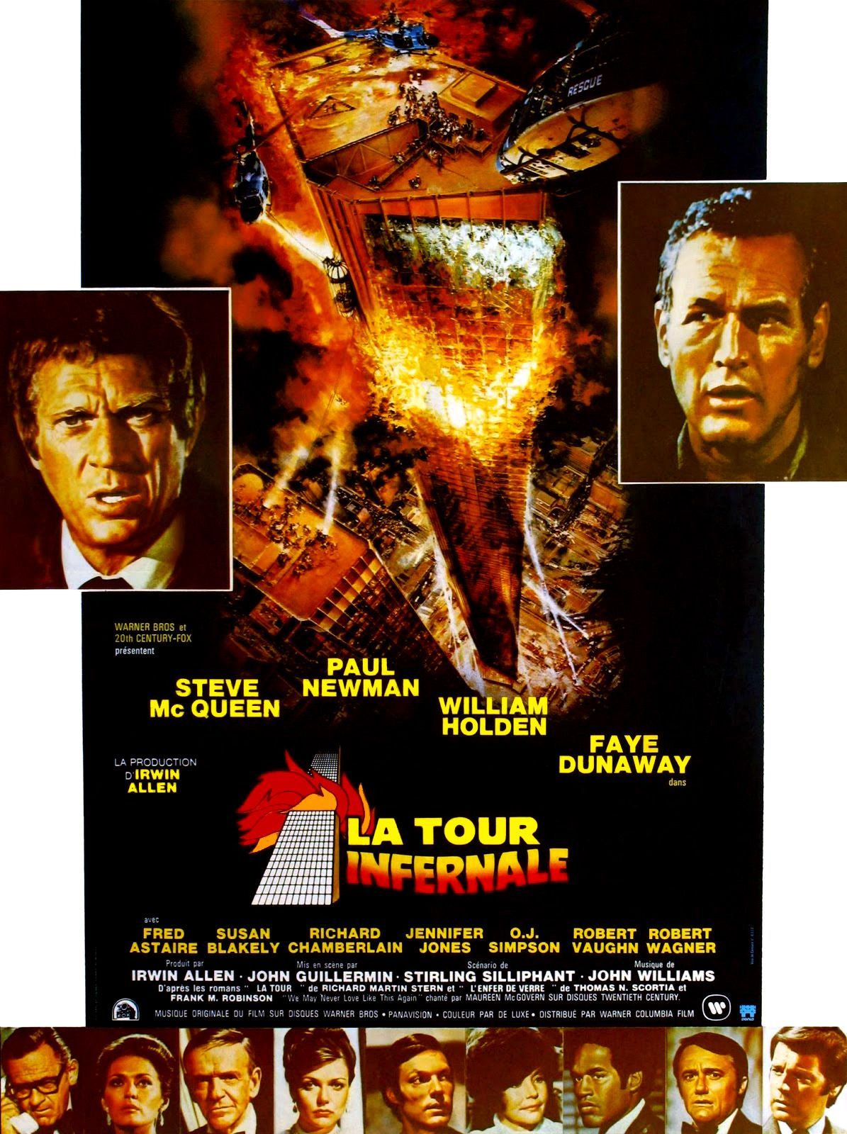 La Tour infernale de John Guillermin