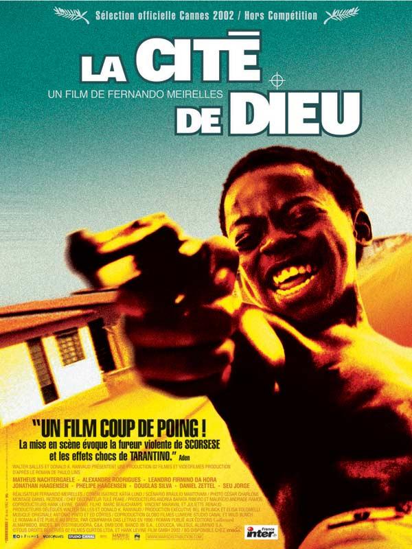 La Cité de Dieu (2002) de Fernando Meirelles