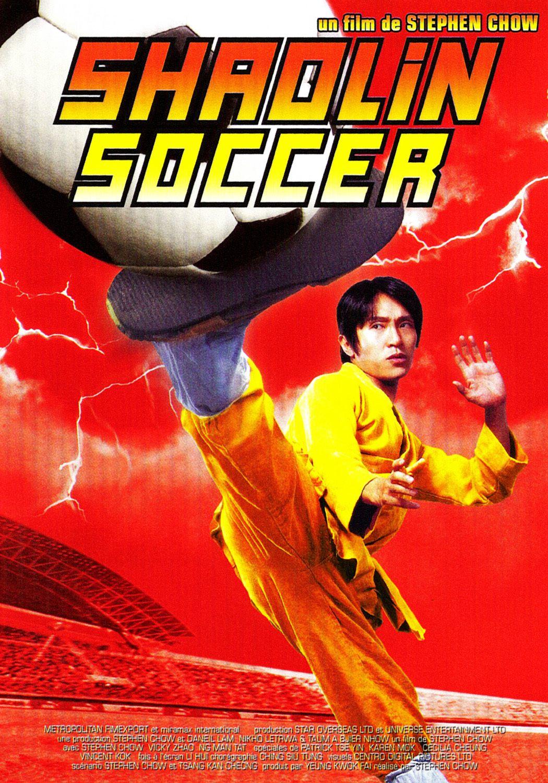 Shaolin Soccer (2001) de Stephen Show