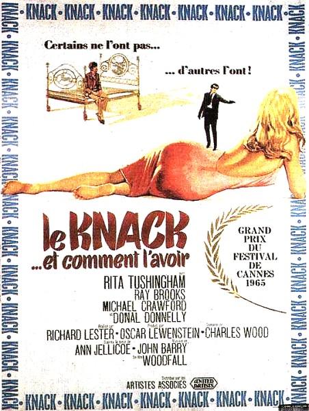 Le Knack…et comment l'avoir (1965)