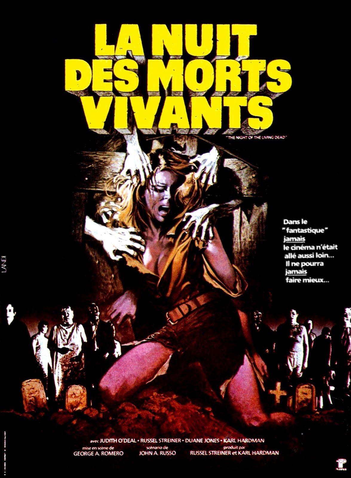 La Nuit des morts_vivants (1968) de George A. Romero