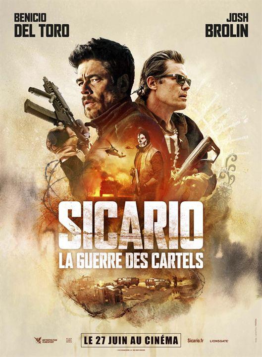 Sicario La guerre des cartels (2018) de Stefano Sollima