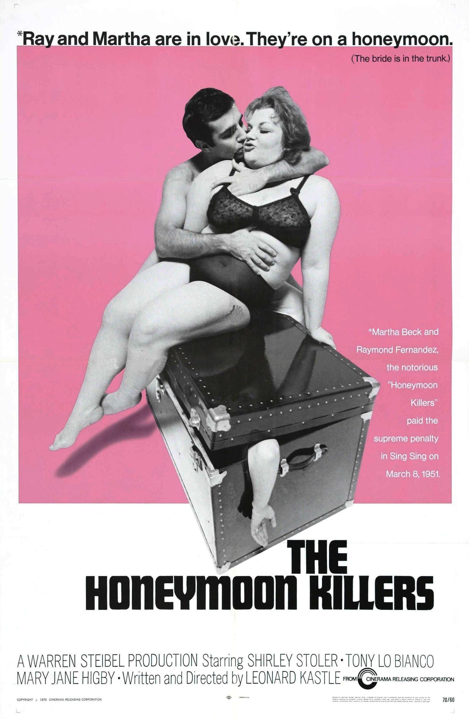 Les tueurs de la lune de miel (1970) de Leonard Kastle et Donald Volkman
