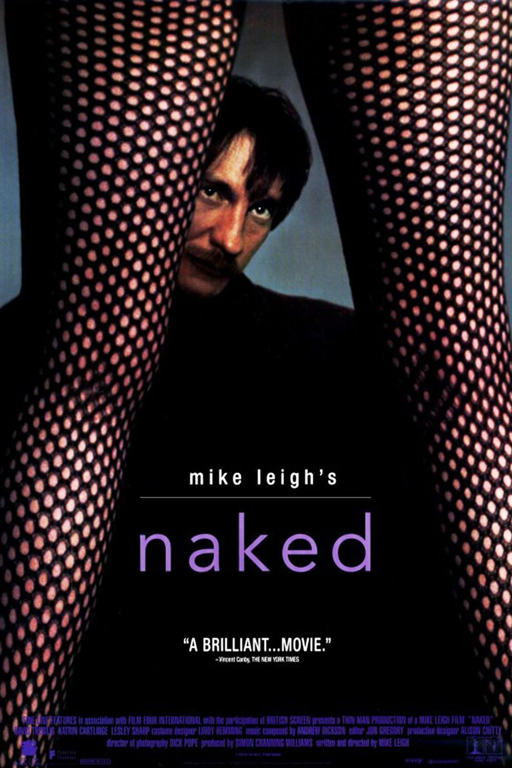 Naked de Mike Leigh