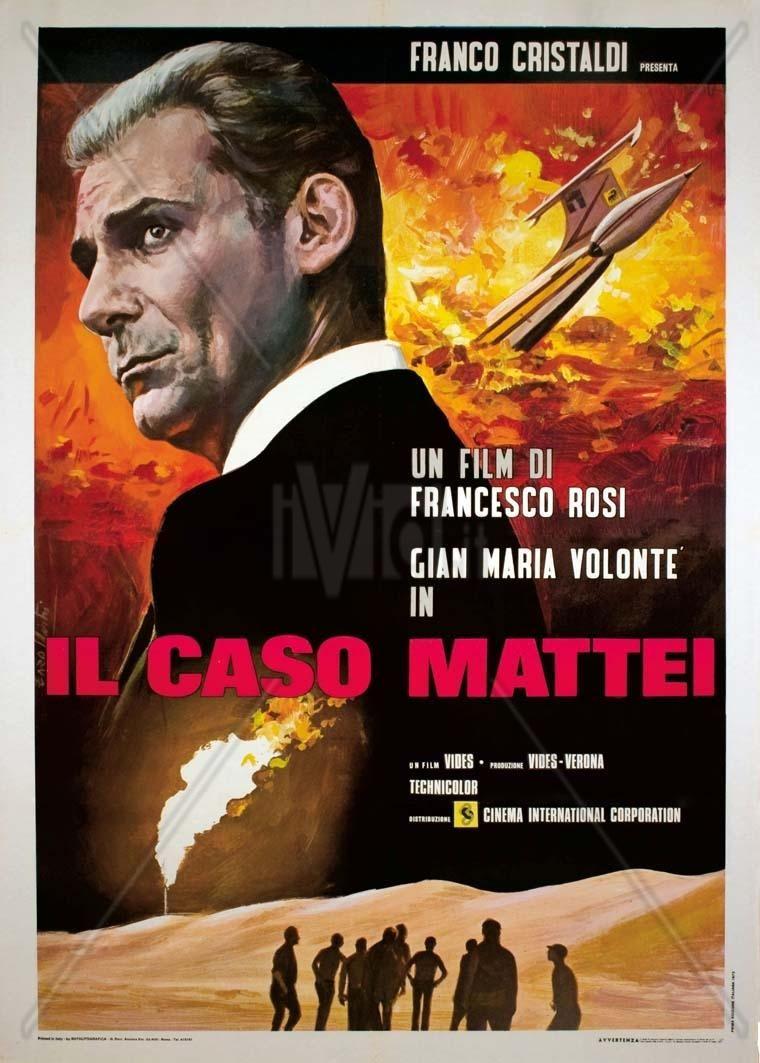 L'Affaire Mattei (1972)