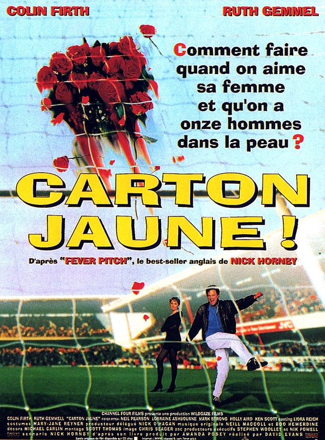 Carton jaune (1996) de David Evans