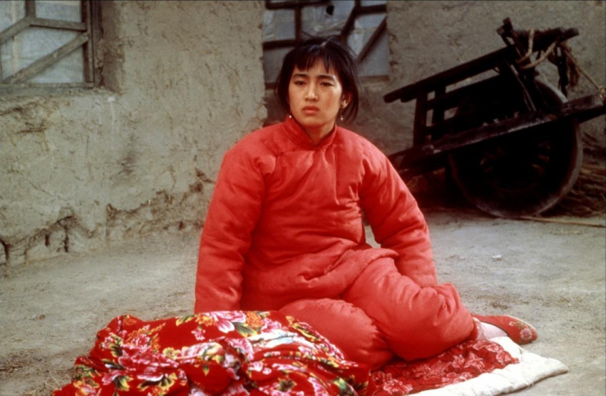 Le Sorgho rouge de Zhang Yimou.