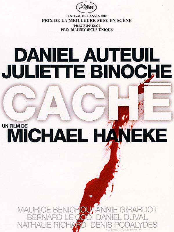 Caché de Michael Haneke