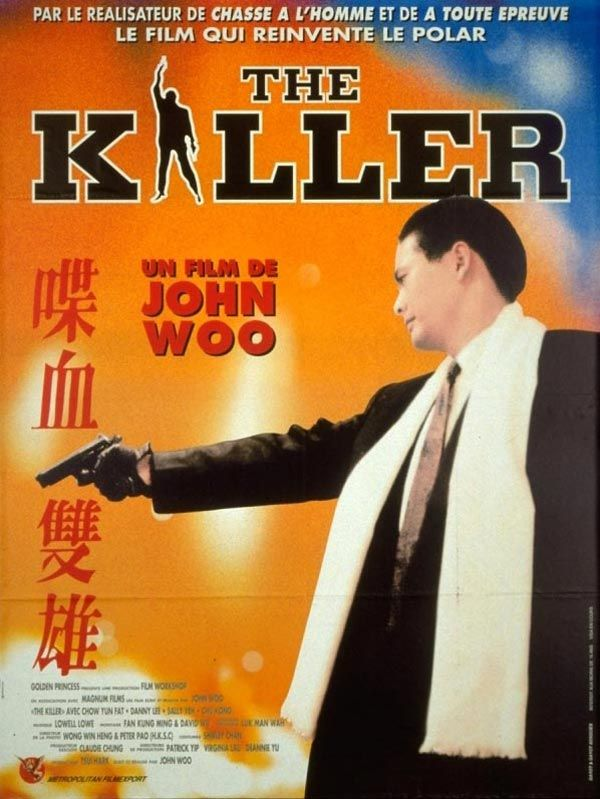 The Killer (1989) de John Woo