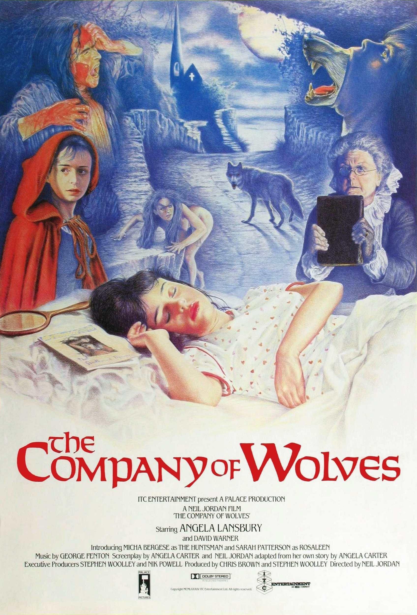 La Compagnie des loups (1985) de Neil Jordan