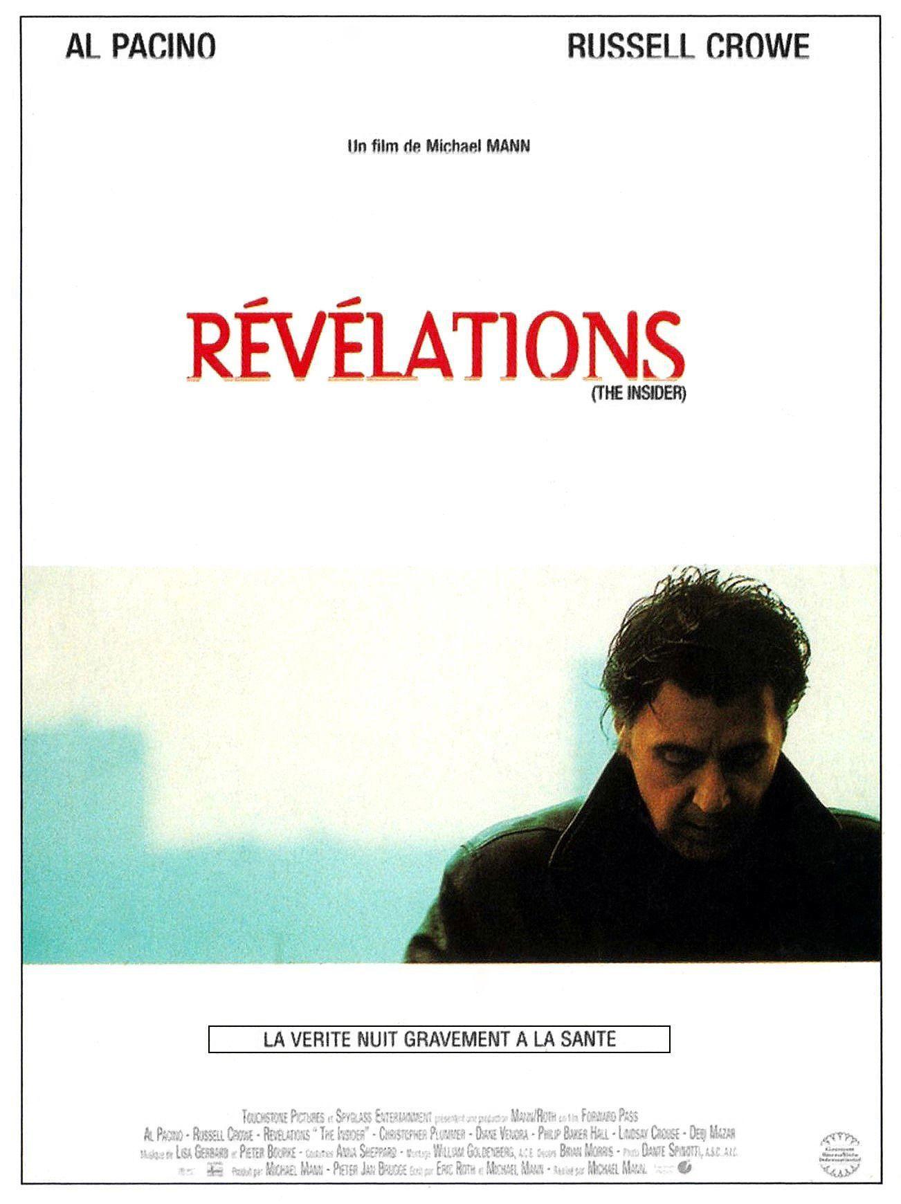 Révélations de Michael Mann