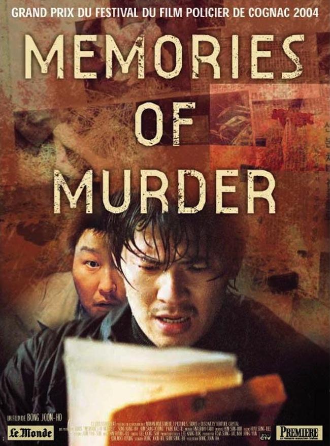 Memories of murder (2003) de Bong Joon-Ho