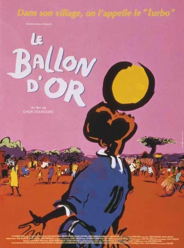 Le Ballon d'or (1993) de Cheik Doukouré